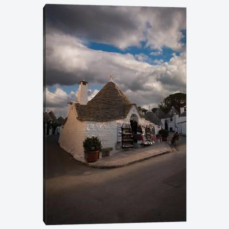 Alberobello, Apulia III Canvas Print #ENZ135} by Enzo Romano Canvas Art Print