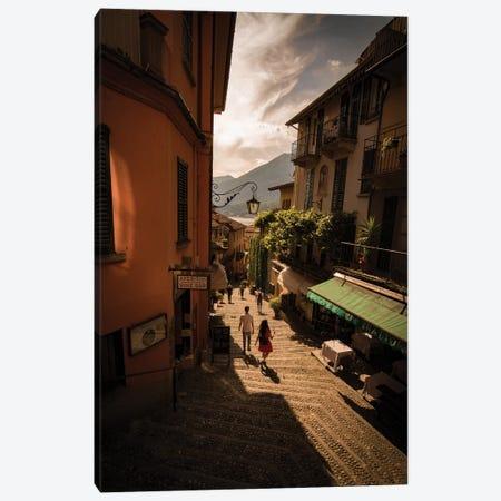 Bellagio, Lake Como, Italy Canvas Print #ENZ136} by Enzo Romano Canvas Art Print