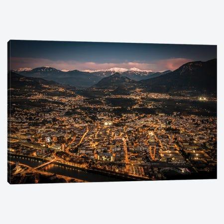 Trento, Trentino-Alto Adige, Italy II Canvas Print #ENZ140} by Enzo Romano Canvas Print