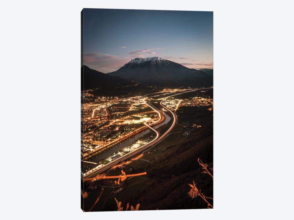 Trento, Trentino-Alto Adige, Italy III by Enzo Romano 1-piece Canvas Print