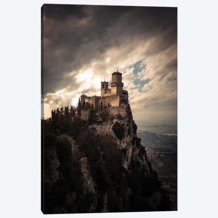 San Marino 3-Piece Canvas #ENZ144} by Enzo Romano Canvas Artwork