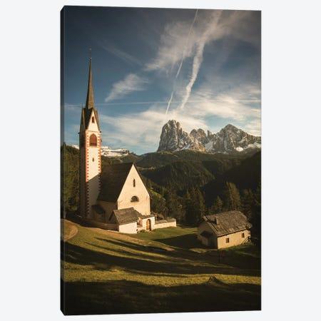 Church Of San Giacomo Canvas Print #ENZ154} by Enzo Romano Art Print