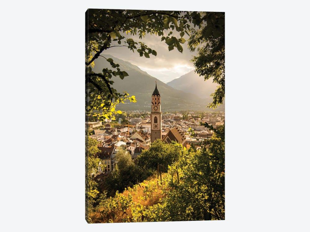 Framed Merano by Enzo Romano 1-piece Canvas Art