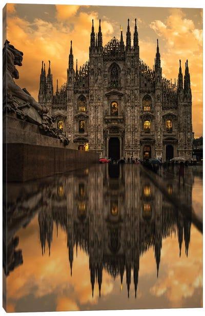 Milano II Canvas Art Print