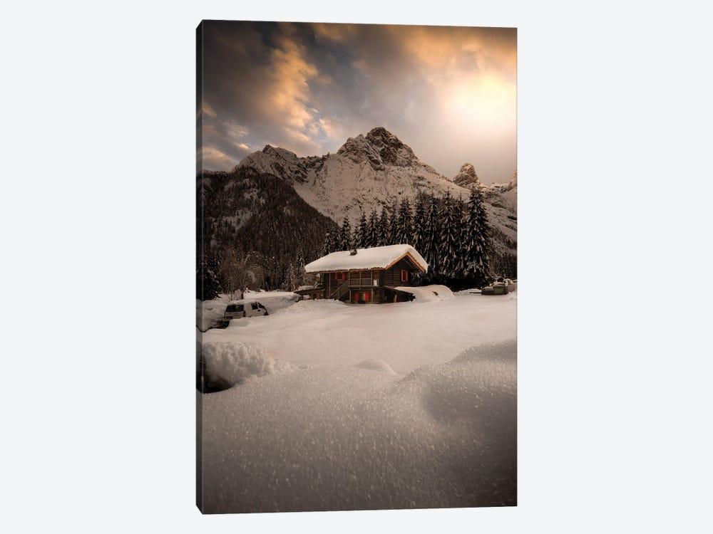 Winter II by Enzo Romano 1-piece Art Print