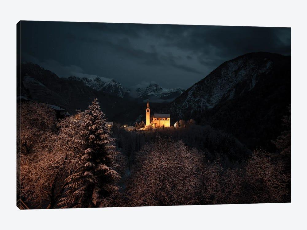 Valle Di Cadore by Enzo Romano 1-piece Art Print