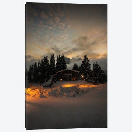 Winter III Canvas Print #ENZ190} by Enzo Romano Canvas Art