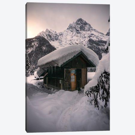 Winter Canvas Print #ENZ191} by Enzo Romano Canvas Wall Art