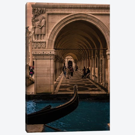 Palazzo Ducale (Doge's Palace), Venezia Canvas Print #ENZ19} by Enzo Romano Canvas Print