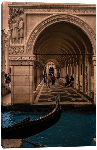 Palazzo Ducale (Doge's Palace), Venezia Canvas Art Print