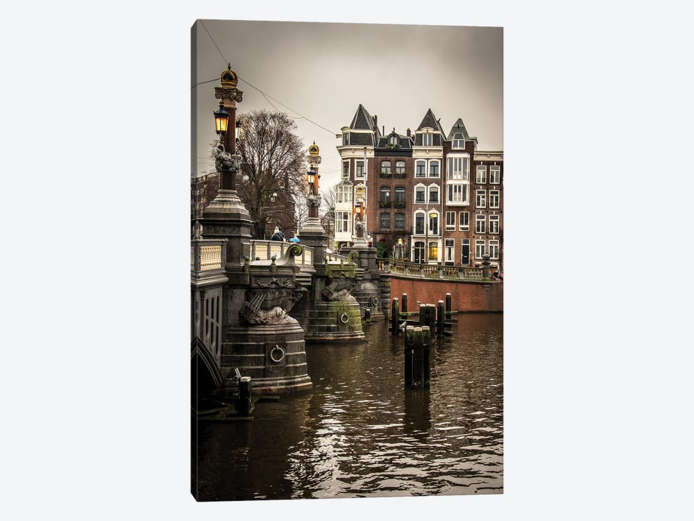 Amsterdam I by Enzo Romano 1-piece Canvas Print