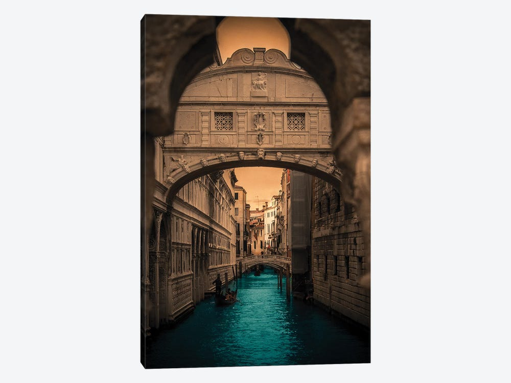 Ponte dei Sospiri, Venice 1-piece Canvas Artwork