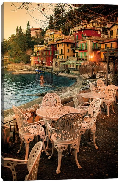 Varenna, Italy I Canvas Art Print