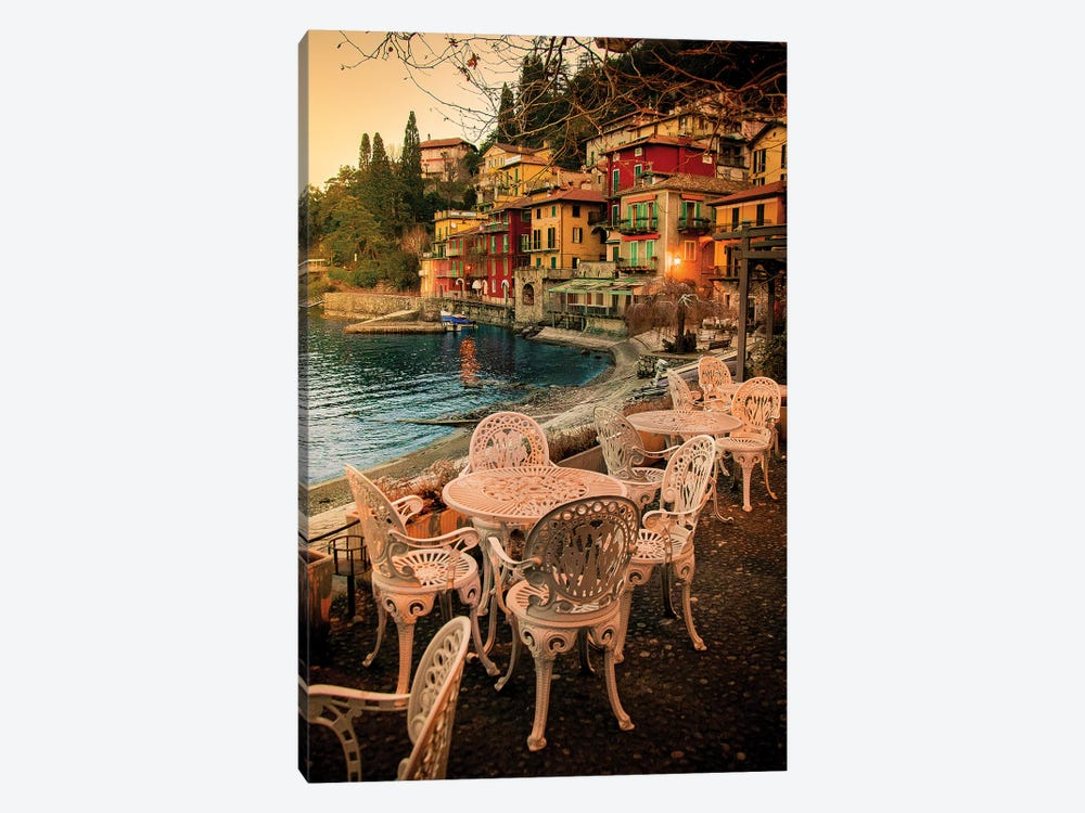 Varenna, Italy I by Enzo Romano 1-piece Canvas Wall Art