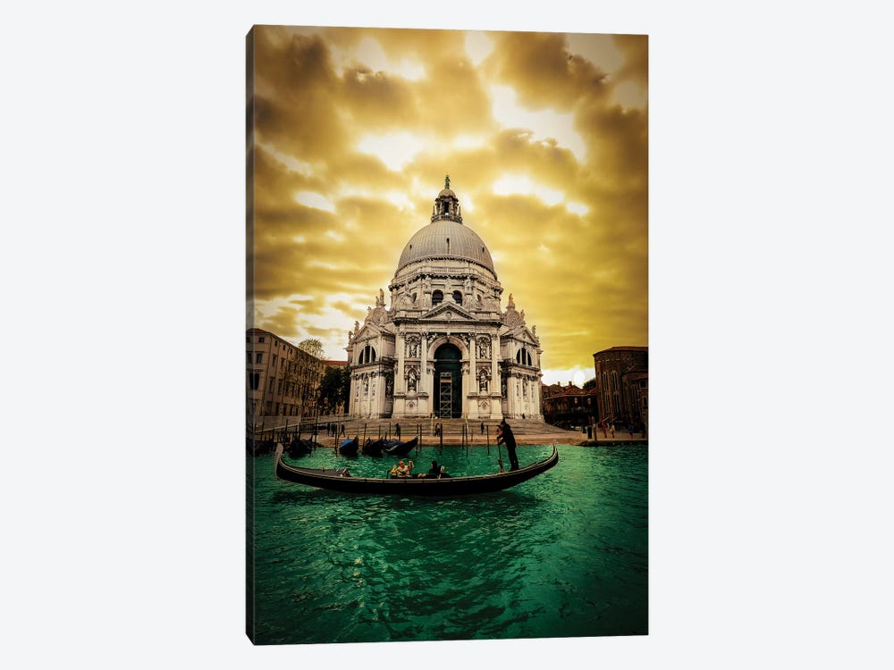 Venice I 1-piece Canvas Print