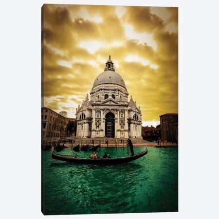 Venice I Canvas Print #ENZ30} by Enzo Romano Art Print