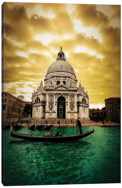 Venice I Canvas Art Print