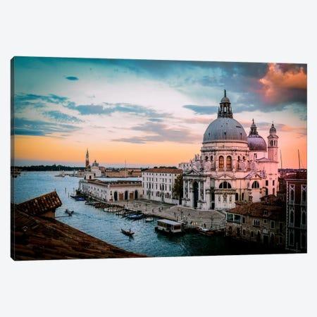 Venice II Canvas Print #ENZ31} by Enzo Romano Canvas Art Print