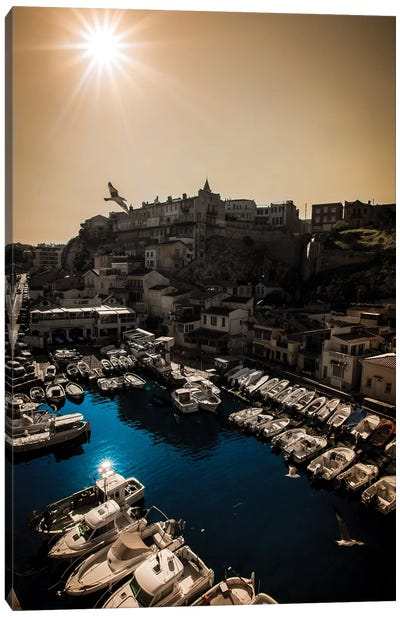 Marseille II Canvas Art Print