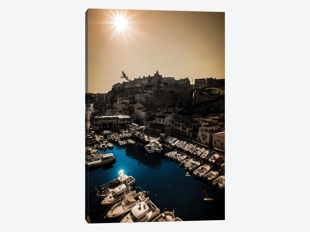 Marseille II by Enzo Romano 1-piece Art Print