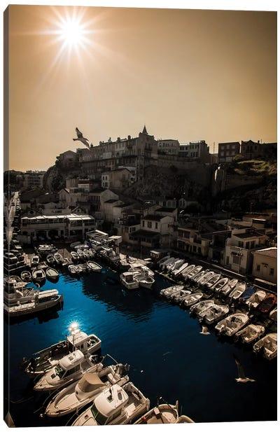 Marseille II Canvas Art Print