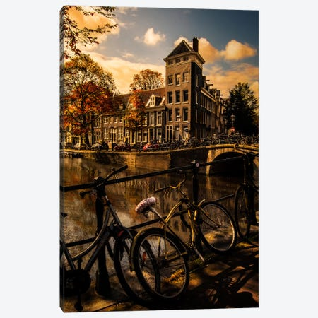 Amsterdam III Canvas Print #ENZ3} by Enzo Romano Canvas Wall Art