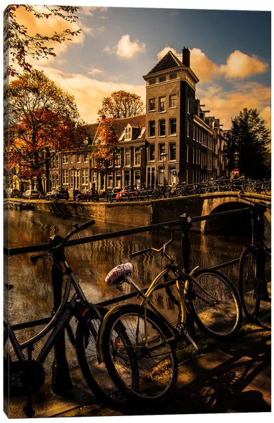 Amsterdam III Canvas Art Print