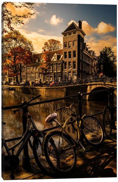 Amsterdam III Canvas Art Print