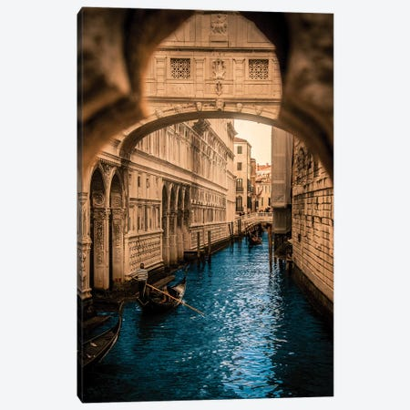 Sospiri Canvas Print #ENZ43} by Enzo Romano Canvas Wall Art