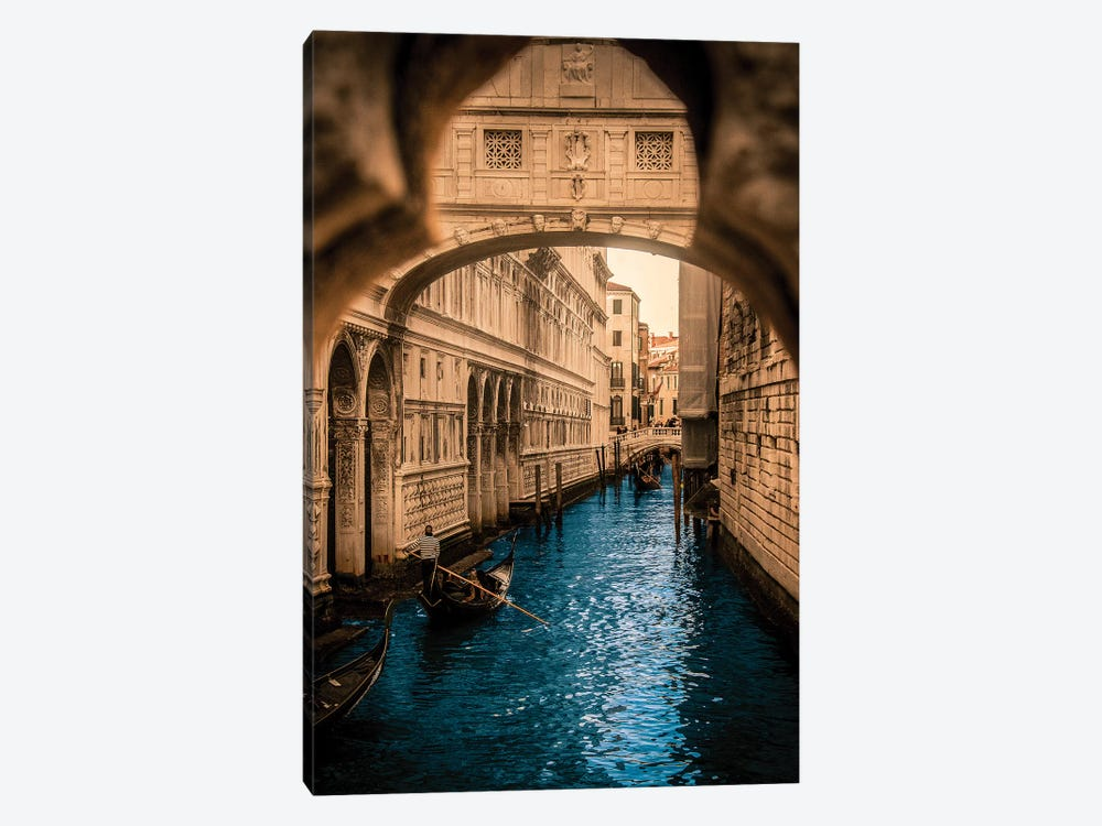 Sospiri by Enzo Romano 1-piece Canvas Print