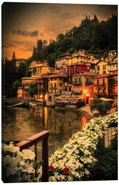 Varenna Canvas Art Print