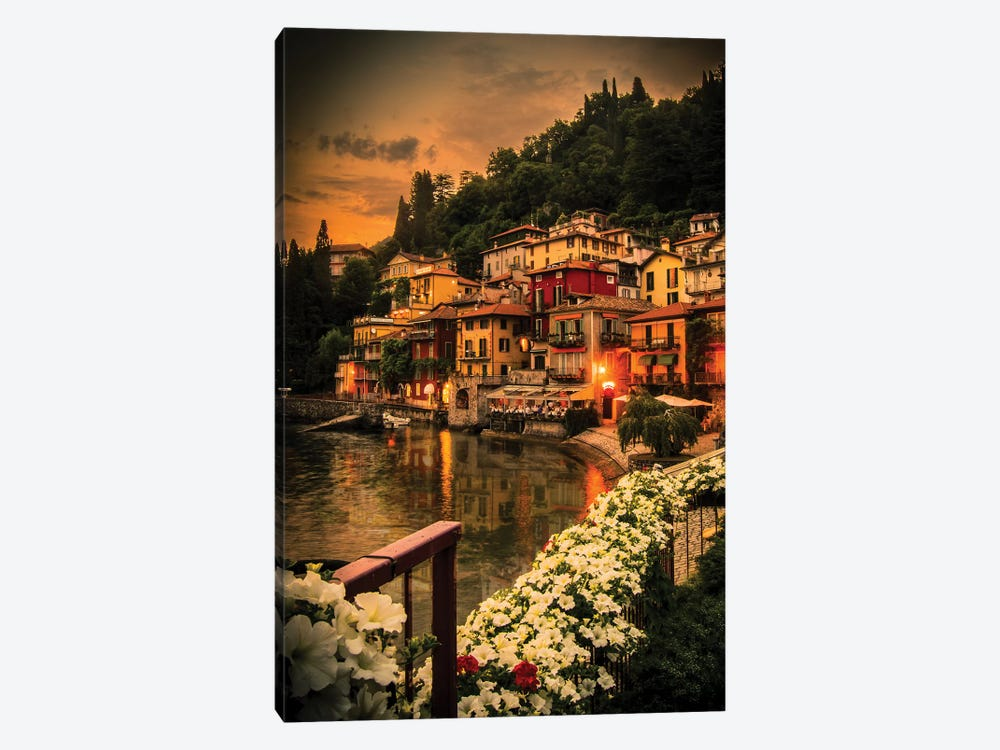 Varenna by Enzo Romano 1-piece Canvas Wall Art