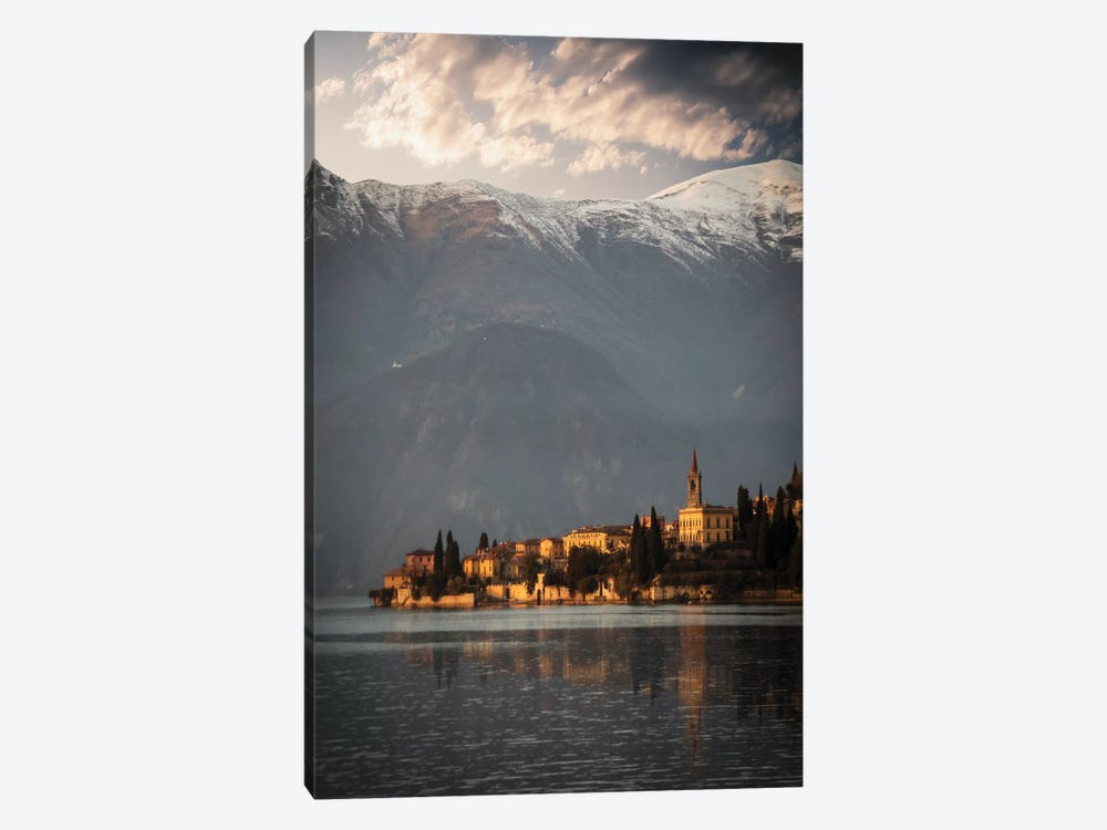 Varenna Other Side by Enzo Romano 1-piece Canvas Art Print