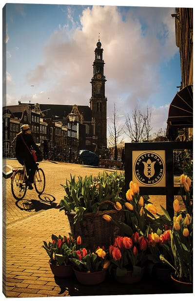 Amsterdam V Canvas Art Print