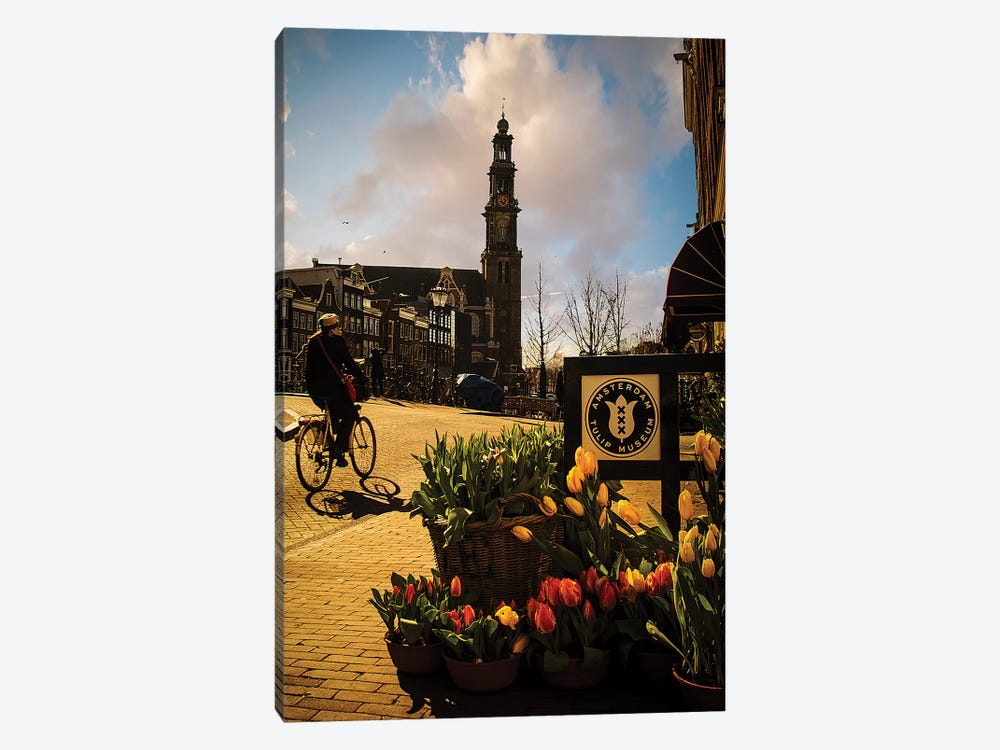 Amsterdam V by Enzo Romano 1-piece Art Print