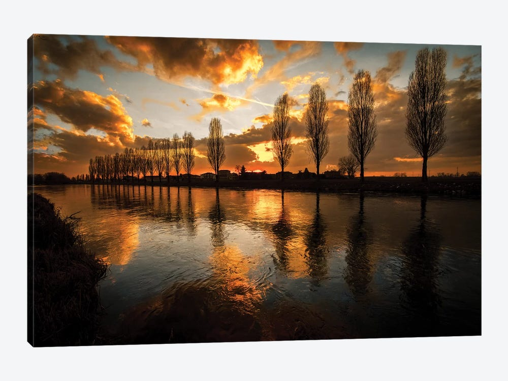Lavagna, Lombardia by Enzo Romano 1-piece Canvas Artwork