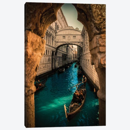 Sospiri II Canvas Print #ENZ63} by Enzo Romano Canvas Wall Art