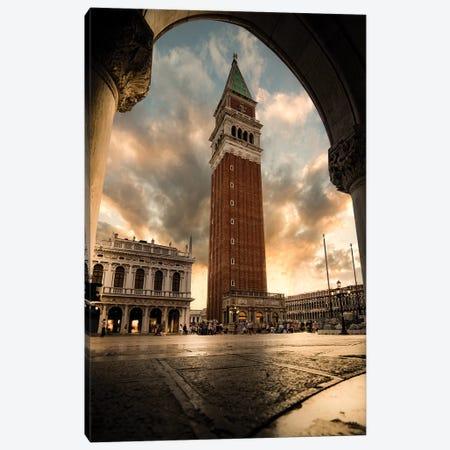 San Marco Frames Canvas Print #ENZ67} by Enzo Romano Canvas Print