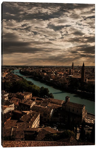 Verona Canvas Art Print