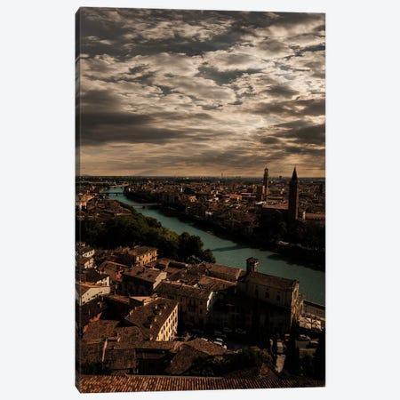 Verona Canvas Print #ENZ71} by Enzo Romano Canvas Print