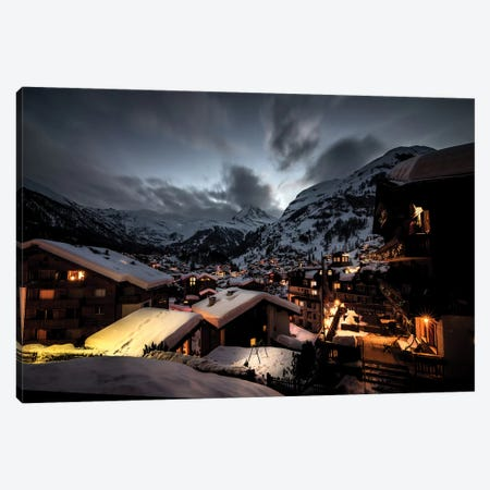 Zermatt 3-Piece Canvas #ENZ72} by Enzo Romano Canvas Print