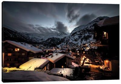 Zermatt Canvas Art Print