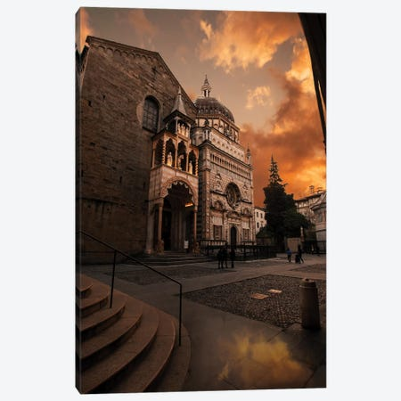 Bergamo Canvas Print #ENZ77} by Enzo Romano Canvas Artwork