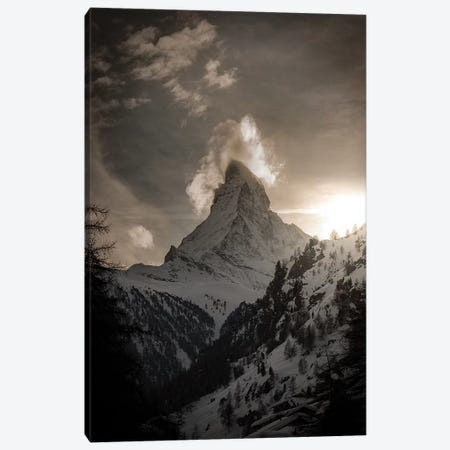 Zermatt 3-Piece Canvas #ENZ95} by Enzo Romano Canvas Artwork