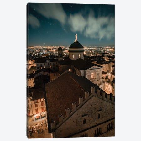 Bergamo Alta IV Canvas Print #ENZ98} by Enzo Romano Art Print