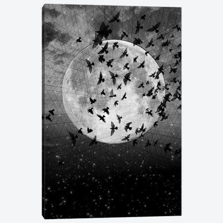 Beyond The Horizon Canvas Print #EOM121} by Elo Marc Canvas Art Print