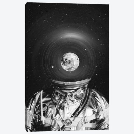 The Creator Canvas Print #EOM225} by Elo Marc Art Print