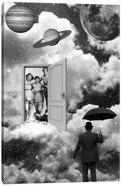 Heaven's Door Canvas Art Print