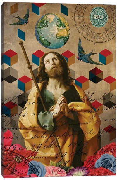 The Alchemist Canvas Art Print