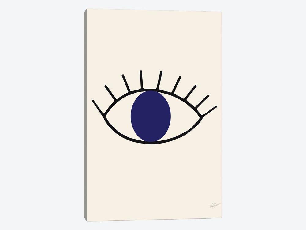 Abstract Eye by Eleanor Stuart 1-piece Canvas Art